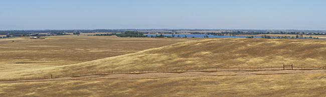 UC Merced landscape
